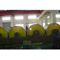 Buy cheap Shock Absorption Industrial Rubber Rollers φ2000 For Metallurgy , packaging from wholesalers