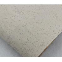 China Promtional 1.4m Width Colored Cork Fabric in Nature Color for Shoes'  and Bag's Making on sale