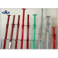 Buy cheap Adjustable Steel Prop Scaffolding Adjustable Steel Props Adjustable Aluminium product