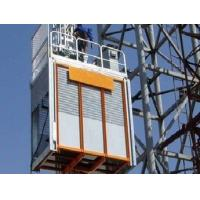 Buy cheap Low Noise Construction Material Hoist High Efficiency Strong Carry Capacity from wholesalers