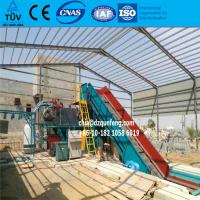 Buy cheap Waste cardboard baler recycling machine with TUV Waste Recycling baling press from wholesalers