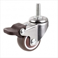 Buy cheap 2 Inch Locking Wheels TPR Caster from wholesalers