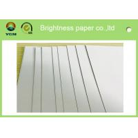 Buy cheap Folding Box Making Paper Packaging Board , Cup Stock Paper Chemical Pulp Type from wholesalers