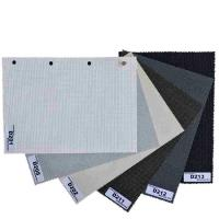 Buy cheap Big Openness Motorized Blind Use Office Sunshade Durable Sunscreen Fabric from wholesalers