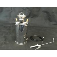 Buy cheap Automatic Steel Garden Sprayer / Commercial Stainless Steel Pressure Sprayer from wholesalers