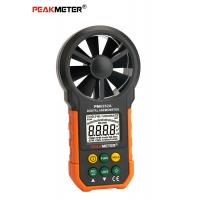 Buy cheap High Precision Environmental Meter Portable Wind Speed Measuring Device from wholesalers
