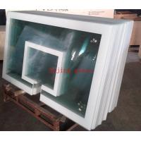 Buy cheap tempered glass for basketball backboard from wholesalers