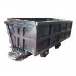 Buy cheap KFU Series Bucket-tipping Mine Car/KFU bucket-tipping mining car from  Manufacturer from wholesalers