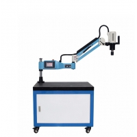 Buy cheap High Precision Electric Flexible Arm Air Tapping Machine Electric Tapping Machine from wholesalers
