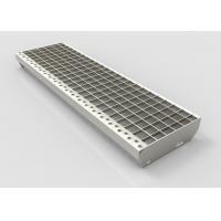 Buy cheap Structural Steel Stair Treads Grating With 30 40 60 Bar Grating CE Standard from wholesalers