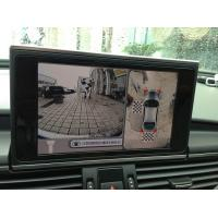 Buy cheap Audi A6 Car Reverse Camera System , 360 Around View Monitor Parking System,HD Camera product