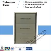 Buy cheap Island Kitchen Access Drawer, Garden BBQ Accessories/Components from wholesalers