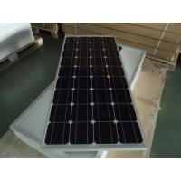 Buy cheap 80w Photovoltaic Solar Panel Made in China with IEC/TUV/CE/ISO Certified from wholesalers