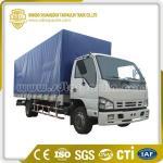 Buy cheap Good Flexibility Tear Resistant PVC Tarpaulin Truck Cover from wholesalers