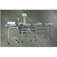 Buy cheap Dynamic Automatic Weighing Scales / High Speed Checkweigher For Cartons Detection from wholesalers