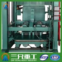 China industry innovative small fly ash brick making machine QTJ4-40 on sale