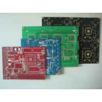 Buy cheap Red / Black Quick Turn Printed Circuit Boards 2 Layer PCB Expedited Service from wholesalers
