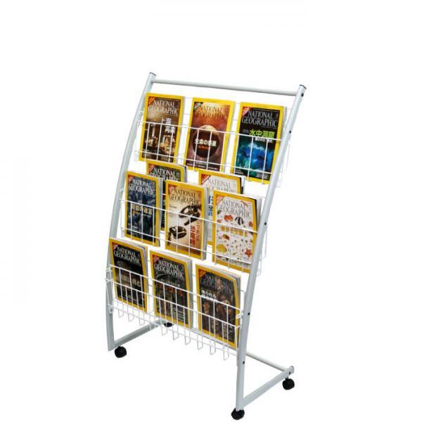 Comic Book Display Rack 105774438