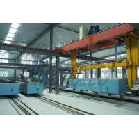 Buy cheap Automatic Autoclaved Aerated Concrete Production Line from wholesalers