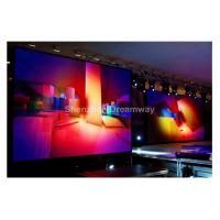 Buy cheap HD 6mm Pixel Indoor Concert LED Screen Rental RGB Display With AVI WMV MP4 Formats from wholesalers