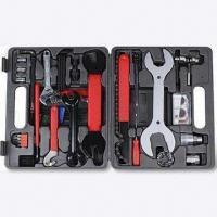 Buy cheap Bicycle Tool Kit, Includes Freewheel Remover, Multi-size Spoke Wrench and Chain Whip from wholesalers