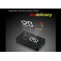 Multi - Function Windshield Heads Up Display A200 HUD OBD2 Interface For Vehicle