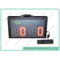 Buy cheap Multi Sport Portable Electronic Scoreboard , Indoor Electronic Scoring Board from wholesalers