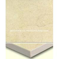 Buy cheap Cream Marfil Composite Ceramic Tile from wholesalers