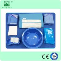 Buy cheap Factory supply Sterile Cesarean Section Surgical Pack from wholesalers