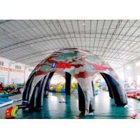 Buy cheap Large Spider Tent Event Tent, Inflatable Giant Spider Marquee Tents from wholesalers