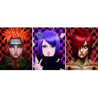 Buy cheap Japanese Anime Change Effect 3D Lenticular Picture Optical Grade PET / APET Film Material from wholesalers