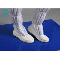 Buy cheap 26x45 Inch Clean Room Sticky Mats 99.9 Dedusting Effect With High Viscosity from wholesalers