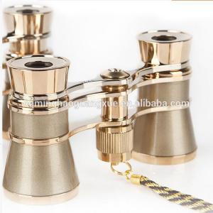 Buy cheap Elegant Metal Binoculars Opera Glasses 3x25 Roof Prism Type product