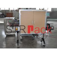 Buy cheap Pneumatic filling machine for viscous liquid with nitrogen flushing function from wholesalers
