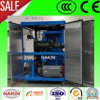 Buy cheap 2017 High Vacuum Transformer Oil Regeneration Plant,Oil Treatment Machine from wholesalers