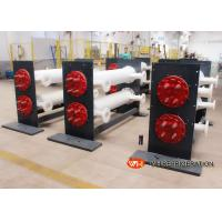 Buy cheap Shell Tube Heat Exchanger Water Cooling For Freezing Industries ,  Leather Chiller from wholesalers
