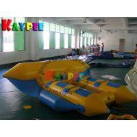 Buy cheap Inflatable flying fish boat towable,water sled,water sport game,aqua sport game KBA007 from wholesalers
