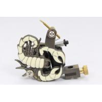 Buy cheap customized Damascus Stainless Steel liner tattoo machines Gun from wholesalers