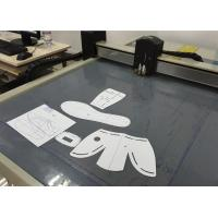 Buy cheap Garment Apparel Shoe Paper Pattern Cutter Plotter CNC Knife Table from wholesalers