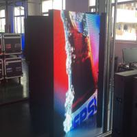 Buy cheap P8 P10 Waterproof Double Sided LED Display Outdoor Large Led Panel 6500 Nits Brightness from wholesalers