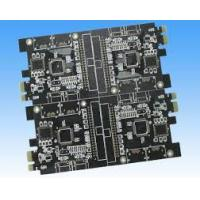 Buy cheap black solder mask PCB EING/HALF from wholesalers