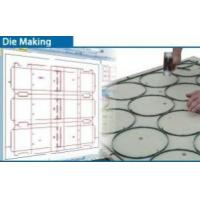 Buy cheap kasemake 3D modelling corrugated fold Carton board point of sale die making pack design from wholesalers