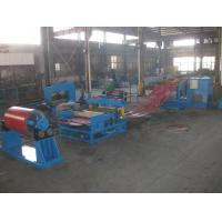 Buy cheap 100KW Steel Coil automatic Slitting Line Machine with Common Carbon Steel Sheet from wholesalers