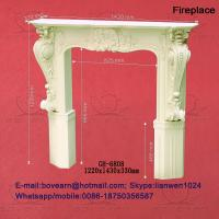 Buy cheap PU wall niches and fireplace from wholesalers