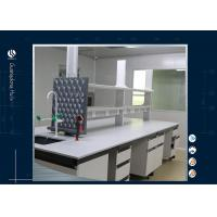 Buy cheap Medical University  Laboratory Modular Furniture , Three Way Cold Water Modular Lab Furniture from wholesalers