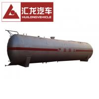 Buy cheap 80 CBM Large Volume LPG Tank Trailer 18mm Shell With Stable Performance from wholesalers
