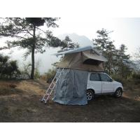 Buy cheap Anti Water Car Roof Mounted Tent With 2M Extendable Aluminum Ladder product
