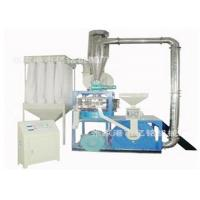 Buy cheap Air Cooling Plastic Pulverizer Machine High Tech Fully Sealed 75kw Power from wholesalers