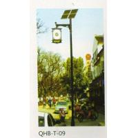Buy cheap Solar Lights,High thermal conductivity aluminum alloy ADC-12,20W/30W,30-100W from wholesalers