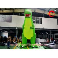 Buy cheap Outdoor Huge Inflatable Dinosaur Pool Toys Oxford Cloth for advertising from wholesalers